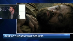 Isaac Feldberg Talks Game of Thrones
