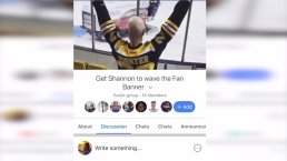 Bruins Fan Battling Illness Hopes to Fulfill Wish During Cup