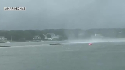 Tornado on Cape Cod Brings Waterspout, Home Damage, More