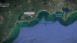 Person Rescued From Overturned Boat Off of Cape Cod