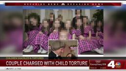 Captive Children Were Shackled and Tortured