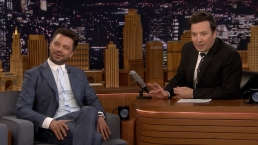'Tonight': Dominic Cooper's Emails Sent From 'Stupid Poo'