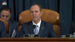 WATCH: Schiff's Opening Statement From Impeachment Hearing With Hill and Holmes