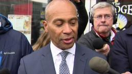 Deval Patrick Makes His Case for the Presidency