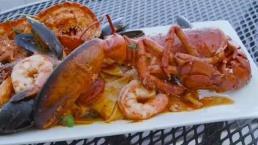 Dining Al Fresco at Marina Bay