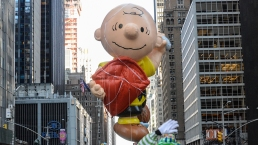 PHOTOS: Macy's 2017 Thanksgiving Parade