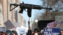 Signs From the 'March For Our Lives' Rallies