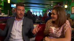 Jackie Sits Down With Daily Mail Host Jesse Palmer