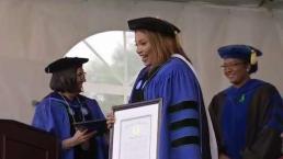 Latoyia Edwards Honored at Endicott College