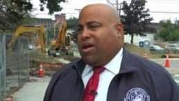 Lawrence Mayor Shows Improvements 1 Year After Gas Explosions