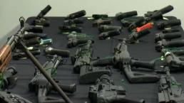 Major Firearms, Drug Bust in Lawrence Gang Probe