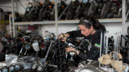 Making Motorcycle Masterpieces at Madhouse Motors