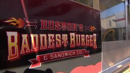 Mass. Food Truck Slings Burgers at Jennifer Lawrence's RI Wedding