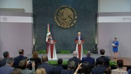 Trump Speaks From Mexico With President Nieto
