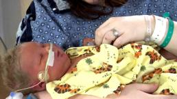 Oh, Baby! 15-Pound Newborn Sets NY Hospital Record
