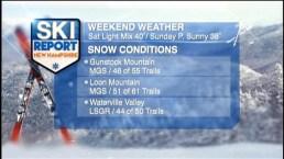 New England Ski Report