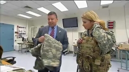 High-Tech Winter Gear for Soldiers