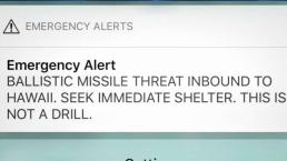 LA Plane Passengers Share Stories of Hawaii False Missile Threat
