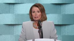 Nancy Pelosi Calls for 'No-Fly, No-Buy' Gun Restrictions