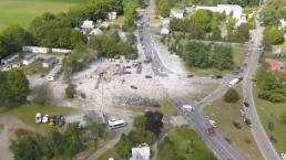 Recovery Begins After Deadly Maine Building Blast