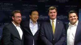 The Pulse from Campus: Saint Anselm Students Dish on Yang