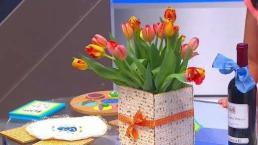 Spring Into Holidays With Bright Decor