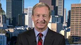 Steyer on His Performance During 5th Democratic Debate