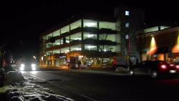 Temporary Power Outages Blamed on Manhole Explosion