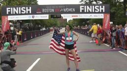 Thousands Run the Reebok Boston 10K for Women