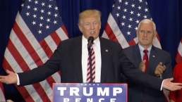 Trump Says RNC Was 'Most Peaceful,' Convention Ever