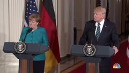 Trump Draws Wiretapping Parallel With German Chancellor