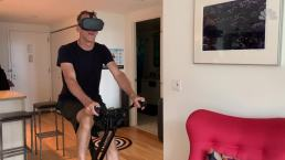 Losing Weight With Virtual Reality