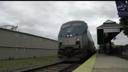Hopping on the Amtrak Downeaster