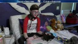 Vt. Teen Defies Challenges to Foster Kittens
