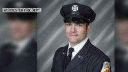 Worcester Community Pays Tribute to Lt. Jason Menard