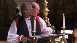American Reverend Evokes MLK at Royal Wedding