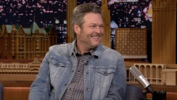 'Tonight': Blake Shelton Made Adam Levine Cry on NYE