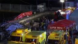 Boardwalk Collapse Leaves Hundreds Hurt in Spain