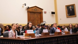Young Climate Activists Call for Action in Congress