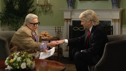 'Tonight Show': Jiminy Glick Interviews Donald Trump