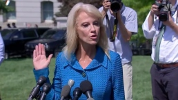 """Conway Asks Reporter: 'What's Your Ethnicity?"""""""