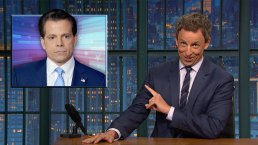 'Late Night': Closer Look at Scaramucci's Profane Tirade
