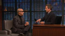 'Late Night': Stanley Tucci Talks About 'A Private War'