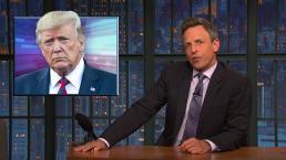 'Late Night': A Closer Look at Trump Threatening Iran