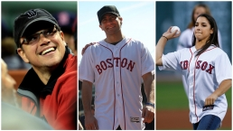 Famous Fans of the Boston Red Sox