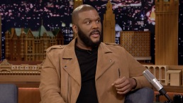 'Tonight': Tyler Perry Refused to Let Blue Ivy Outbid Him