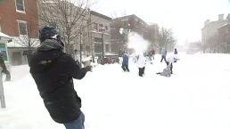 Snowball Fight 2015!