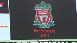 'Iconic Stadium': Liverpool FC Stars on Team's Visit to Fenway Park