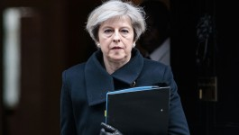 UK Parliament, PM Theresa May Face Off in Brexit Showdown