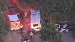 Calif. Pursuit of Motor Home Ends in Destructive Crash
